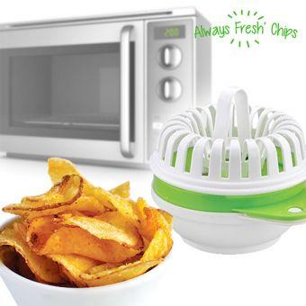 Image of   Always Fresh Chips Mikrobølgeovnsredskab til Chips