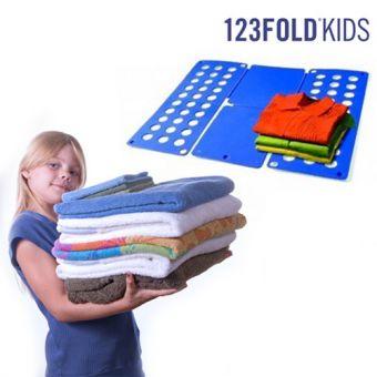 Image of   123 Fold Tøjfolder til Børn