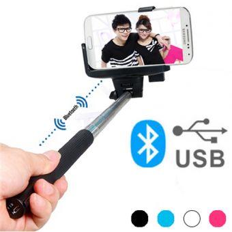 Image of   Bluetooth Selfiepind - Farve: Sort