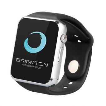 """Image of   Smartwatch BRIGMTON BWATCH-BT4N 1.54"""" 55 g Sort"""