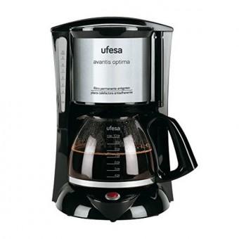 Image of   Drip Coffee Machine UFESA CG7232 Avantis 70 800W Sort Grå Rustfrit stål