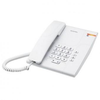 Image of   Fastnettelefon Alcatel T180 Versatis Hvid