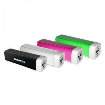 Image of   Batteri BRIGMTON BPB-4000-R 2000 mAh Pink