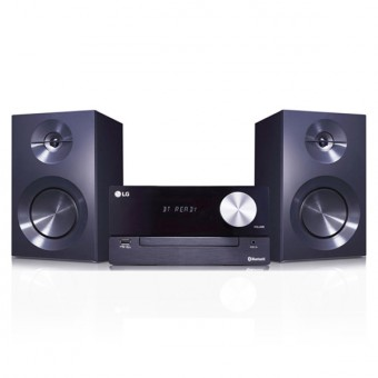 Image of   Mini Hifi LG CM2460 100W USB/Bluetooth TV Sound Sync MP3/CD/WMA