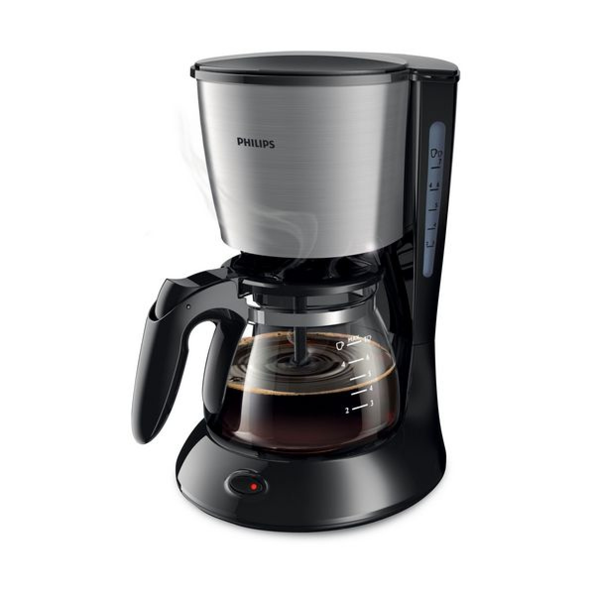 Elektrisk kaffemaskine Philips HD7435/20 700 W Sort
