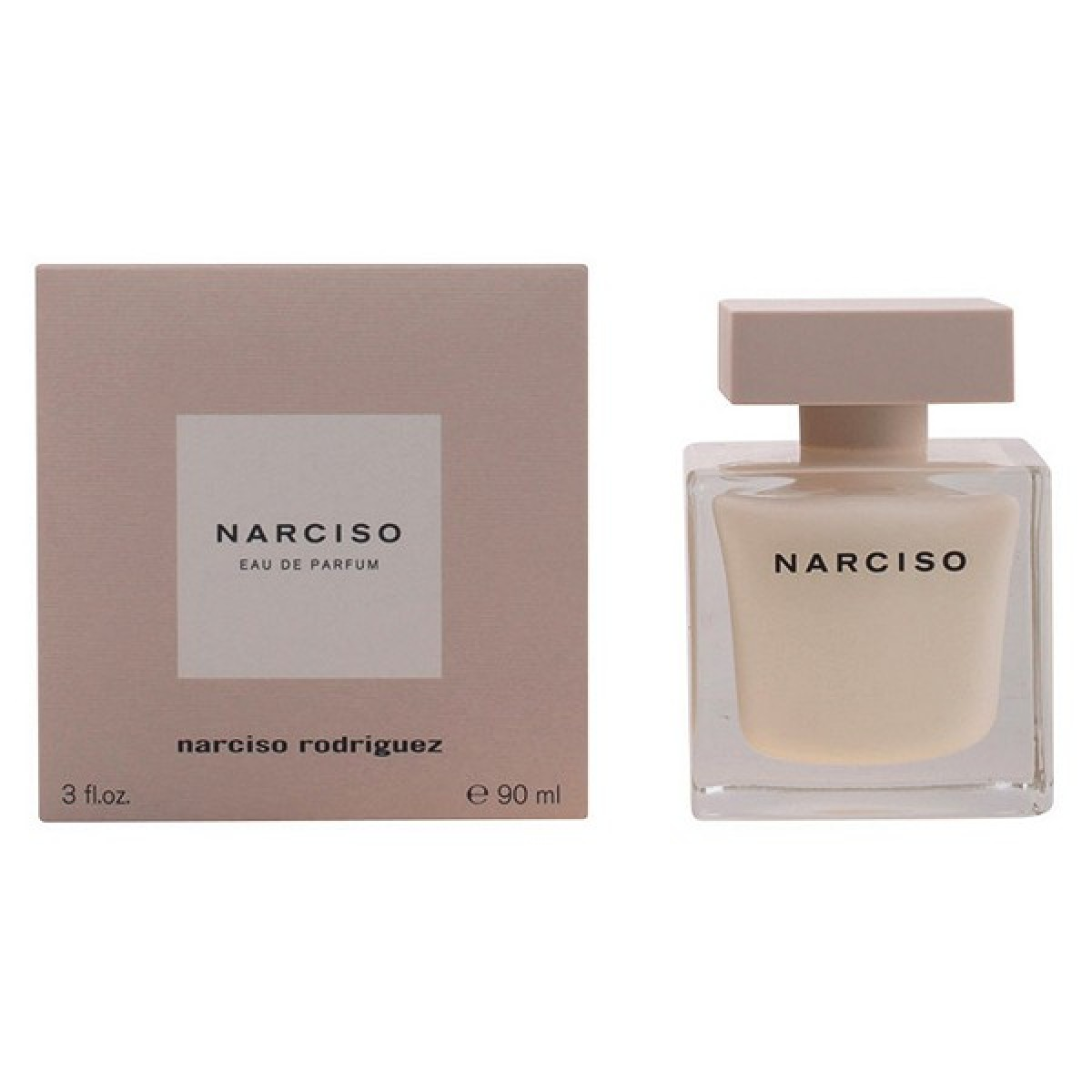 Dameparfume Narciso Narciso Rodriguez EDP - Kapacitet: 50 ml