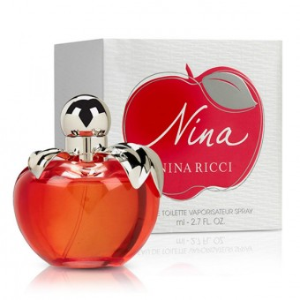 Dameparfume Nina Nina Ricci EDT - Kapacitet: 50 ml