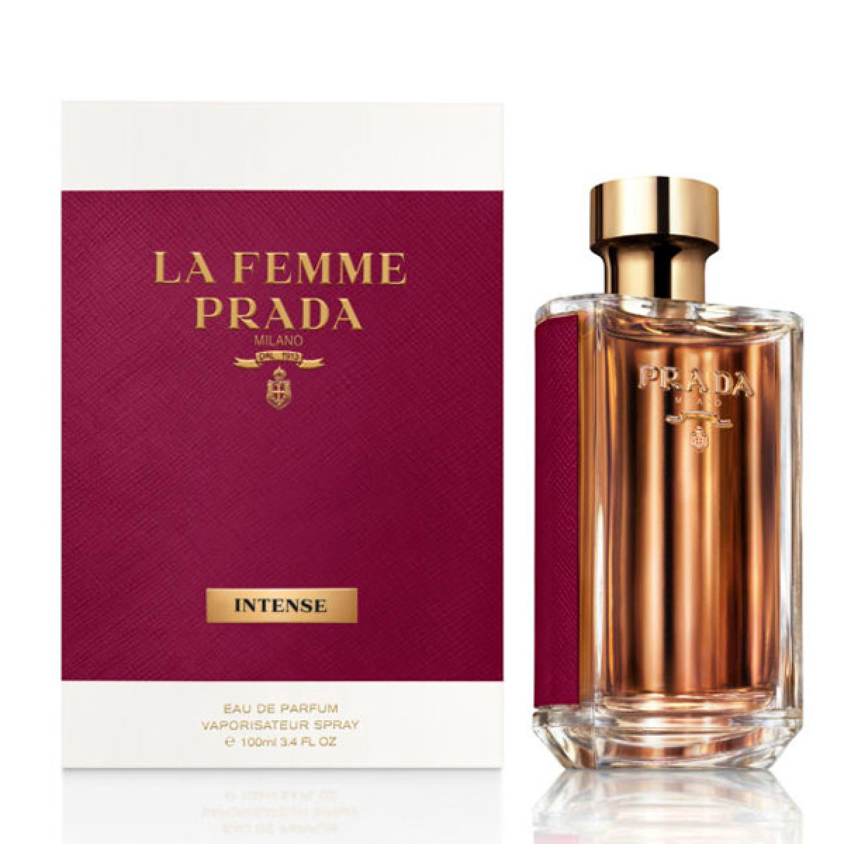 Dameparfume La Femme Prada Intenso Prada EDP - Kapacitet: 100 ml