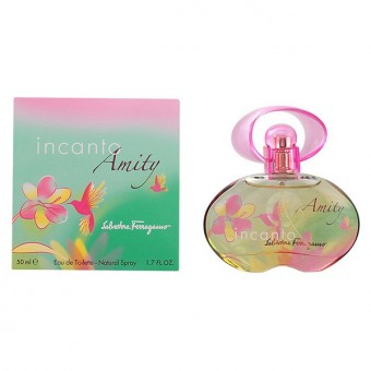 Unisex parfume Incanto Amity Salvatore Ferragamo EDT - Kapacitet: 50 ml