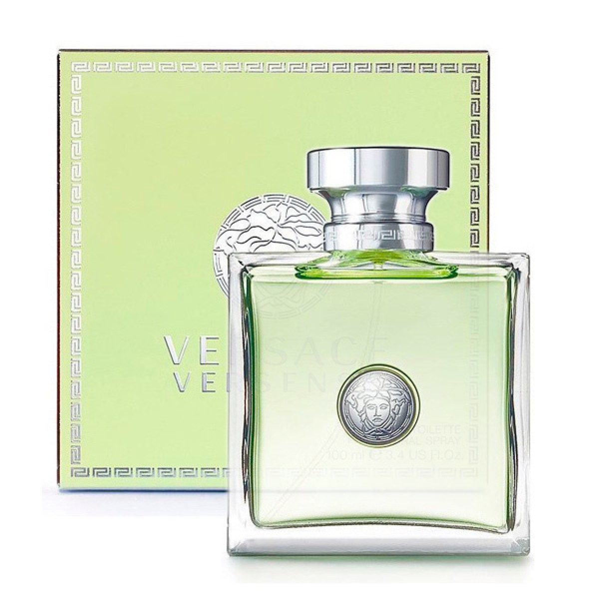 Dameparfume Versense Versace EDT - Kapacitet: 50 ml