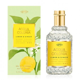 Dameparfume Acqua 4711 EDC Lemon