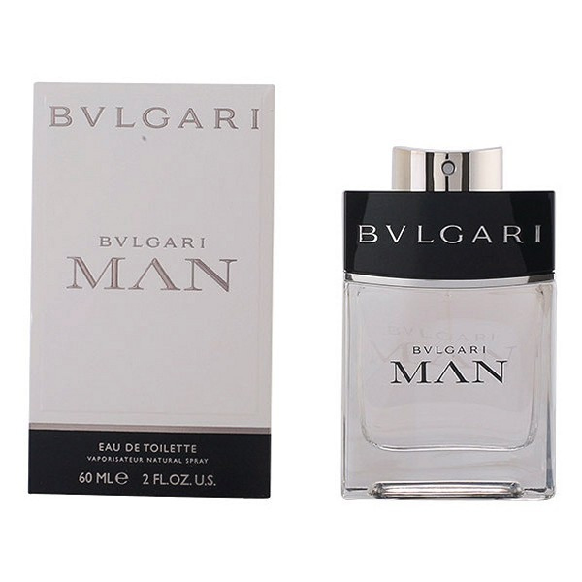 Herreparfume Bvlgari Man Bvlgari EDT - Kapacitet: 100 ml