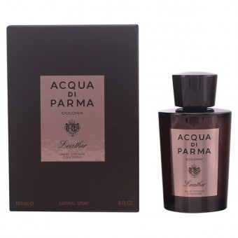 Herreparfume Leather Acqua Di Parma EDC concentrée - Kapacitet: 100 ml