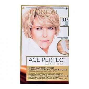 Permanent Anti-Age Farve Excellence Age Perfect L\'Oreal Expert Professionnel Blond