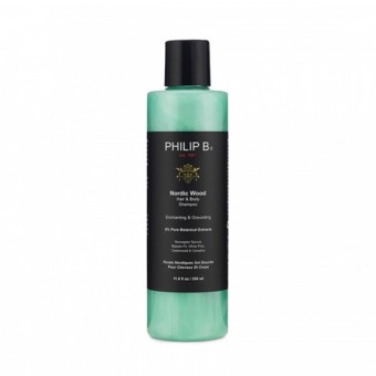 Gel og Shampoo 2 i 1 Nordic Wood Philip B (350 ml)