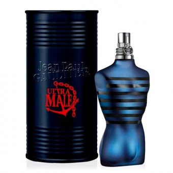 Herreparfume Ultra Male Jean Paul Gaultier EDT - Kapacitet: 40 ml