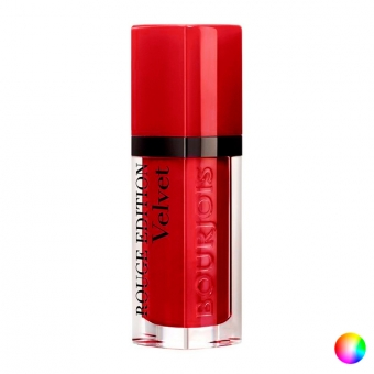 Læbestift Rouge édition Velvet Bourjois - Farve: 11 - so hap\'pink 7,7 ml