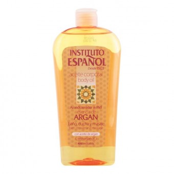 Kropsolie Argan Instituto Español (400 ml)