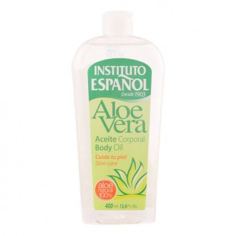 Kropsolie Aloe Vera Instituto Español (400 ml)