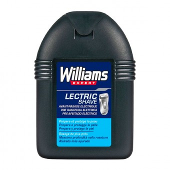 Lotion Før Barbering Lectric Williams (100 ml)