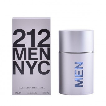 Herreparfume 212 Nyc Men Carolina Herrera EDT (50 ml)