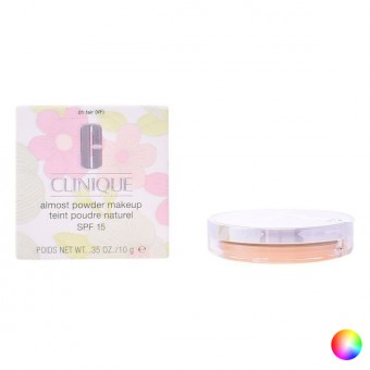 Pulver makeup Almost Powder Clinique Spf 15 - Farve: 05 - Medium - 10 g