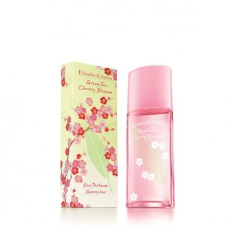 Dameparfume Green Tea Cherry Blossom Elizabeth Arden EDT (100 ml)