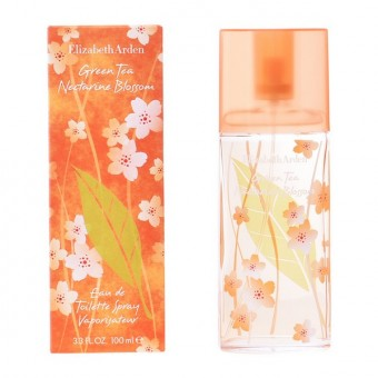 Dameparfume Green Tea Nectarine Blossom Elizabeth Arden EDT - Kapacitet: 100 ml