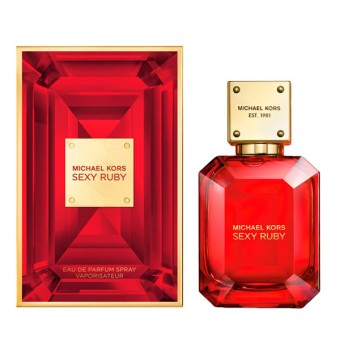 Dameparfume Sexy Ruby Michael Kors EDP - Kapacitet: 50 ml