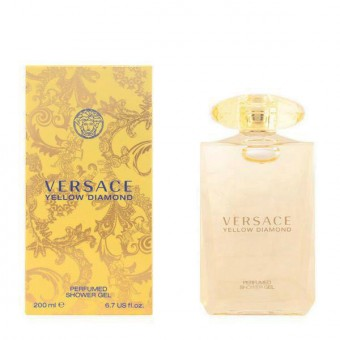 Shower gel Yellow Diamond Versace (200 ml)