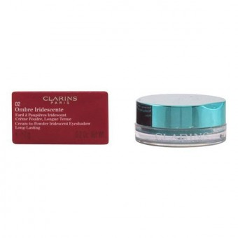 Øjenskygge Iridescente Clarins - Farve: 06 - silver green 7 g
