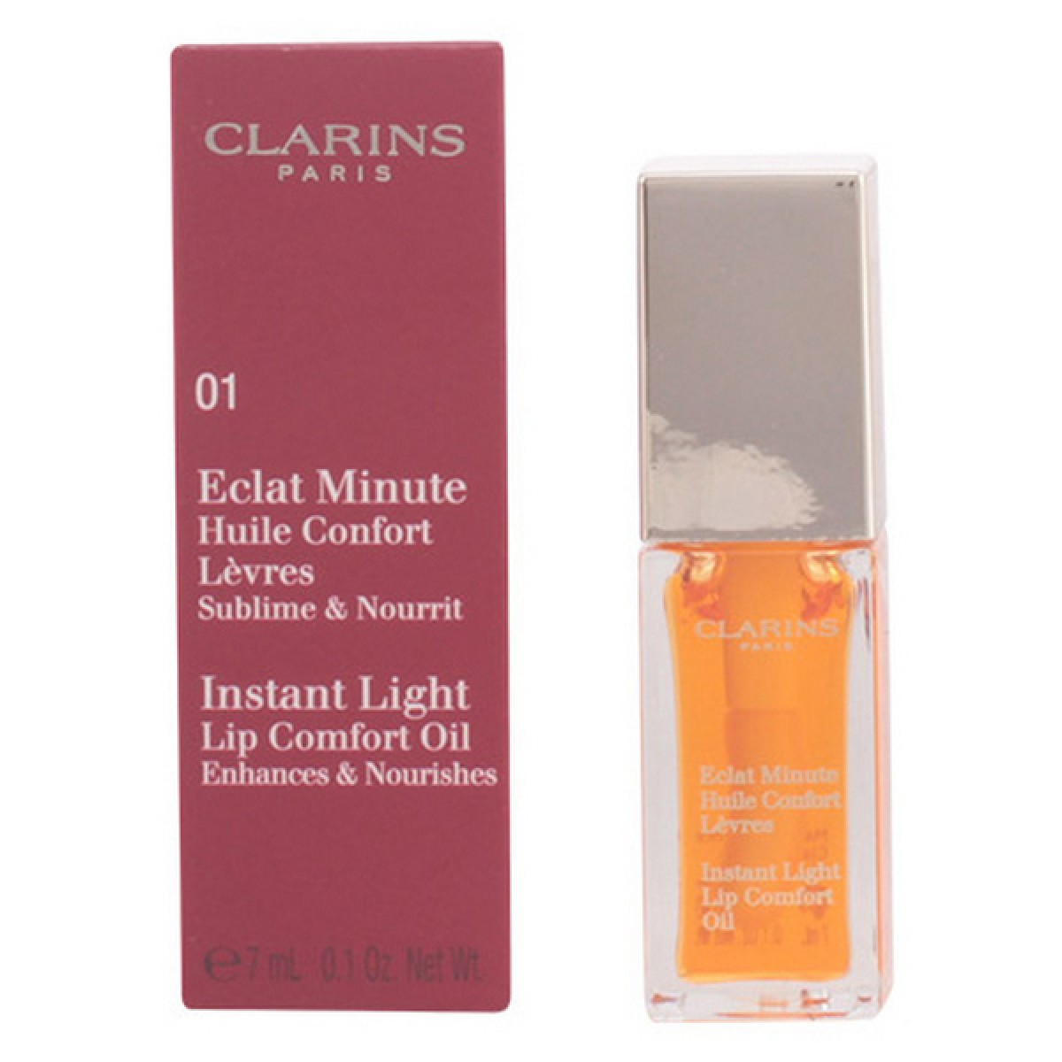 Fugtgivende læbepomade Eclat Minute Clarins - Farve: 06 - Mint - 7 ml