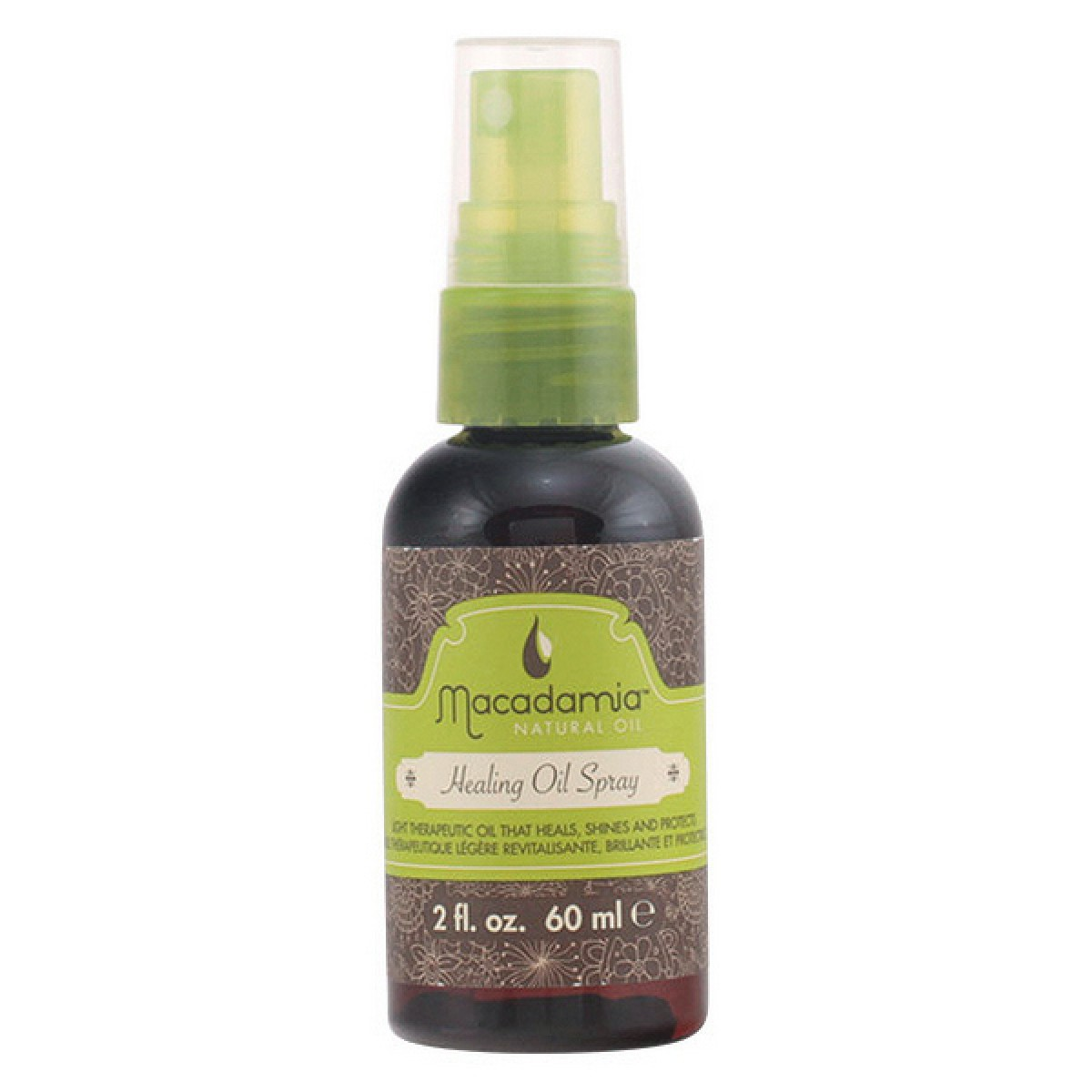Illuminator Hårspray Healing Oil Macadamia - Kapacitet: 125 ml