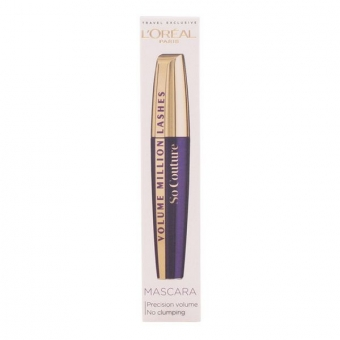 Mascara med Ekstra Volumen Effekt til Øjenvipper Million Lashes L\'Oreal Make Up (9 ml)