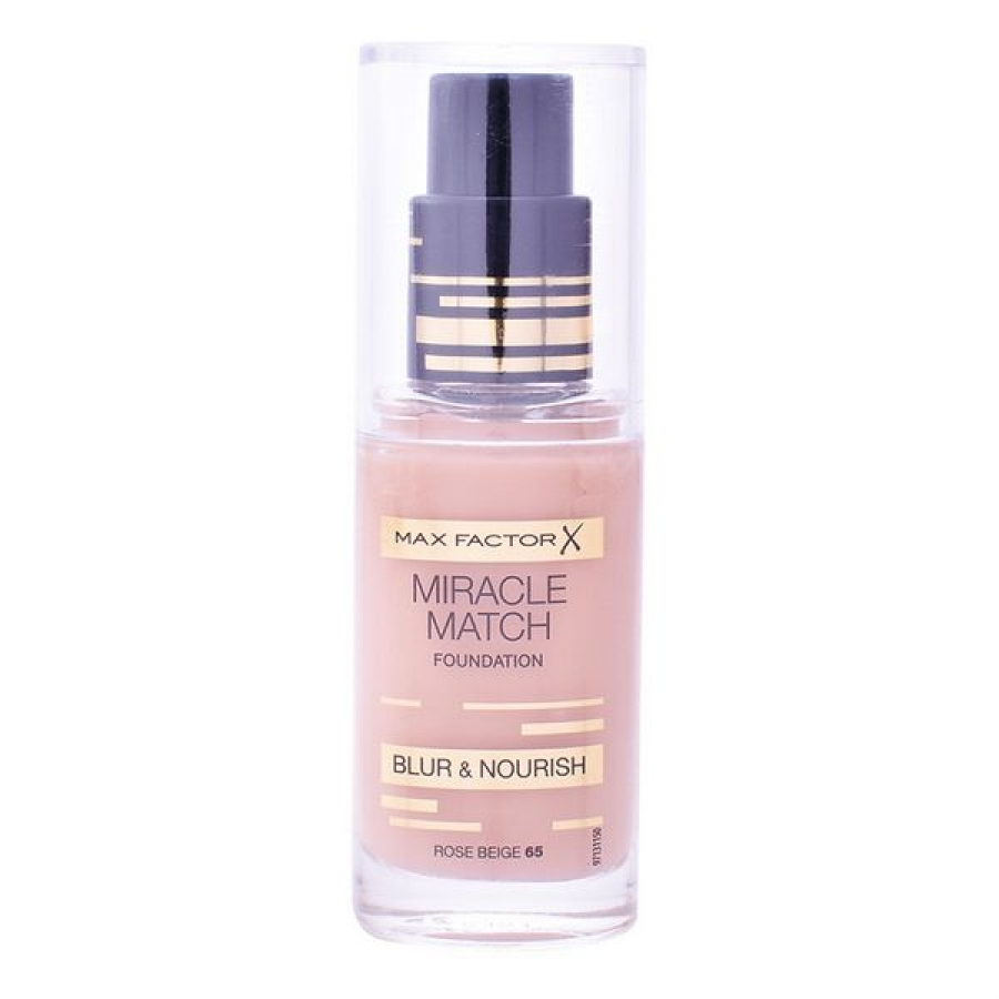 Flydende Makeup Foundation Miracle Match Blur