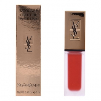 Læbestift Tatouage Couture Yves Saint Laurent - Farve: 3 - rose ink 6 ml