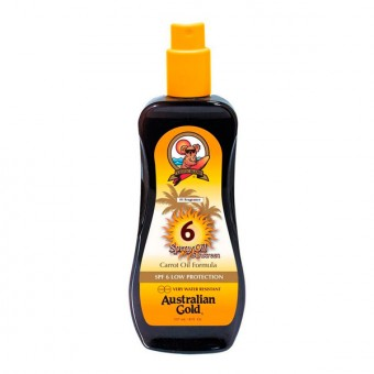 Sololie Sunscreen Australian Gold SPF 6 (237 ml)