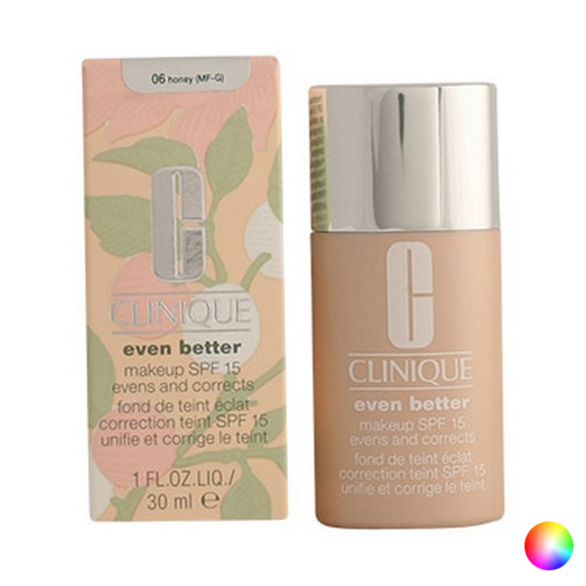 Anti-plet makeup Even Better Clinique - Farve: 46 - golden neutral 30 ml