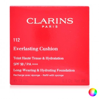 Genopfyld til Foundation Make-up Everlasting Clarins - Farve: 112 - 13 ml