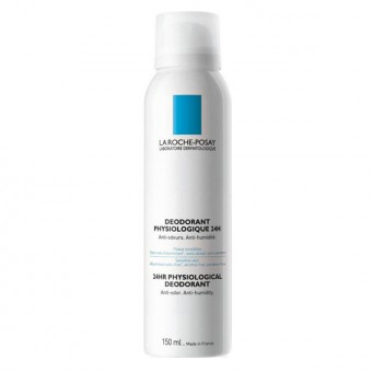 Spray Deodorant Physiologique La Roche Posay (150 ml)