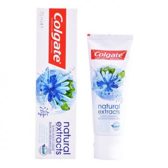 Tandblegning tandpasta Natural Extracts Colgate (75 ml)