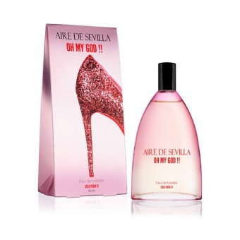 Dameparfume Oh My God Aire Sevilla EDT (150 ml)