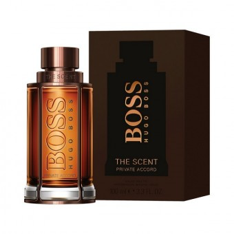 Herreparfume The Scent Private Accord Hugo Boss EDT (100 ml)