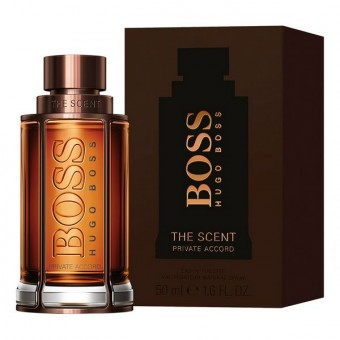 Herreparfume The Scent Private Accord Hugo Boss EDT (50 ml)