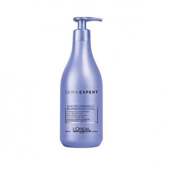 Shampoo der neutraliserer farven Blondifier Cool L\'Oreal Expert Professionnel - Kapacitet: 300 ml