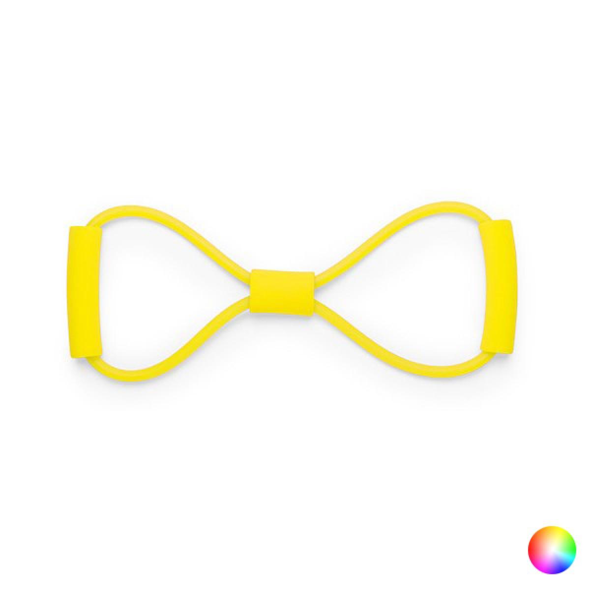 704d4672 Elastisk hårband til gymnastik 144806 - Farve: Gul