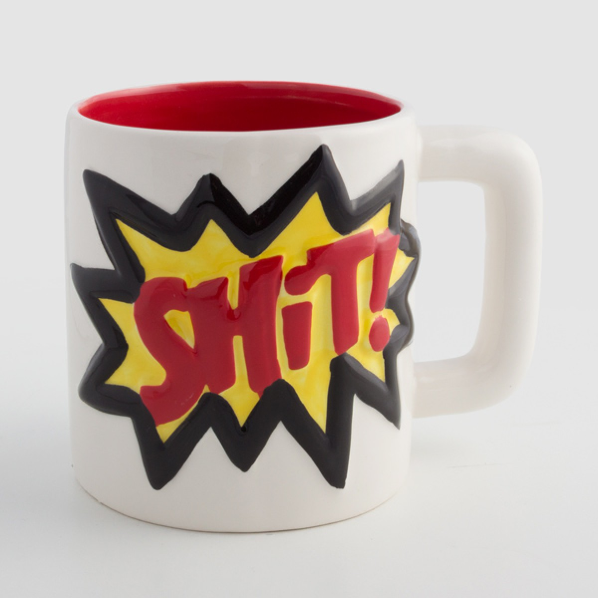 Slogans Krus i Keramik - Design: Shift!