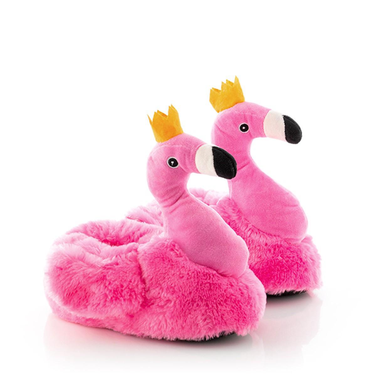 1d10f6439ed Junior Knows Flamingo Hjemmesko til Børn - Skostørrelse: 33-34