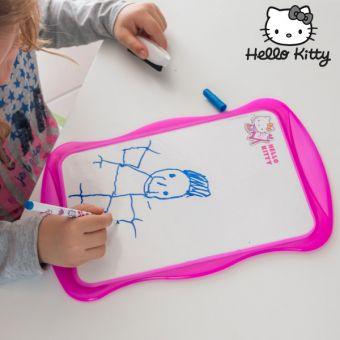 Image of   Hello Kitty Dobbeltsidet Whiteboard