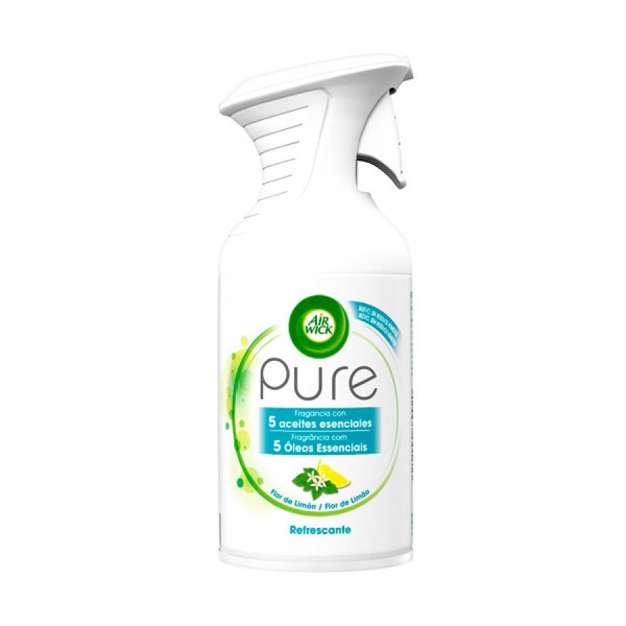 Air Wick Ren Essentiel Olie Luftfrisker Spray Antal: x4